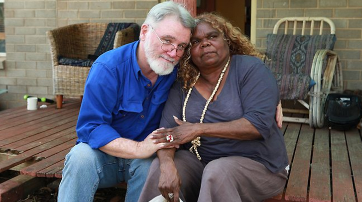 Bess and Dave PRice, Australian, Aboriginal violence