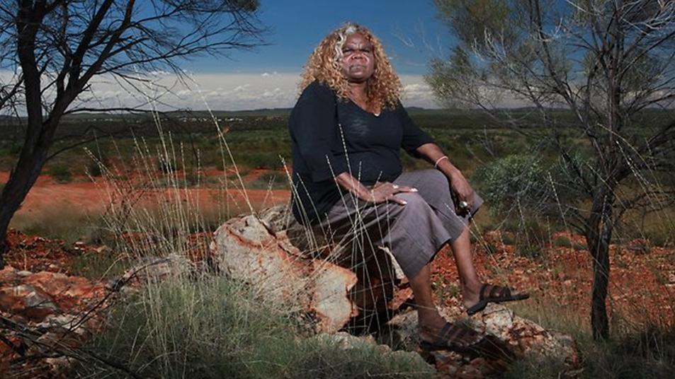 Bess Price, Australian, Aboriginal violence