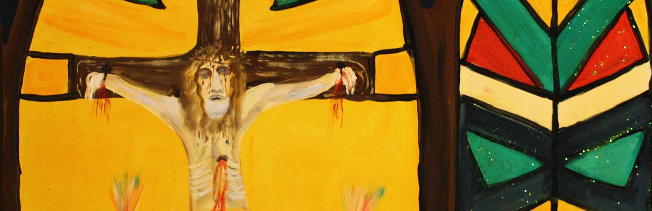 Gina-Sinozich-Jesus-Christ-detail