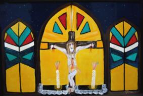 Gina-Sinozich-Wanjina-Jesus