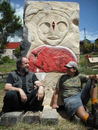 Wanjina-Watchers-Whispering-Stone-Ben-Osvath-and-Shifu-Damir-Tenodi-Warrior-side