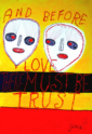Gina-Sinozich-And-before-Love-there-must-be-Trust