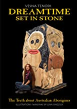 Dreamtime Set in Stone book cover page